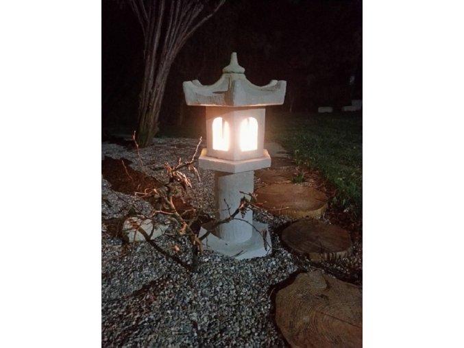 elektricka lampa 40