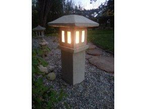 elektricka lampa 45