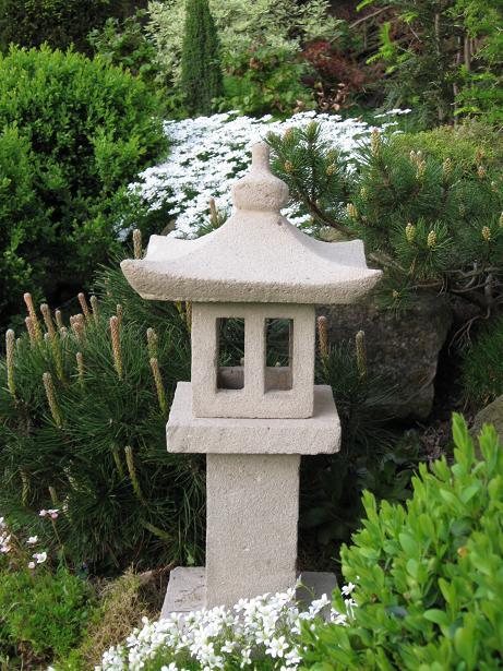 Japonská lampa 13 (ruční práce)