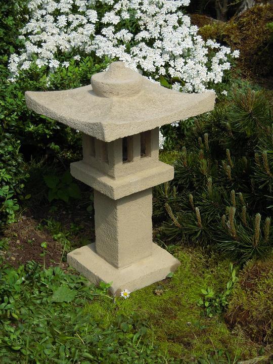Japonská lampa 14 (ruční práce)