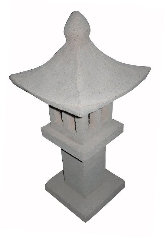 Japonská lampa 31 (ruční práce)