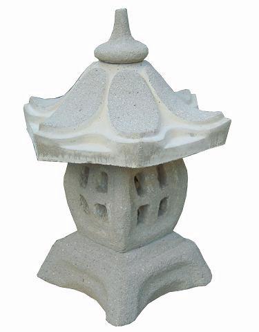 Japonská lampa 17 (ruční práce)