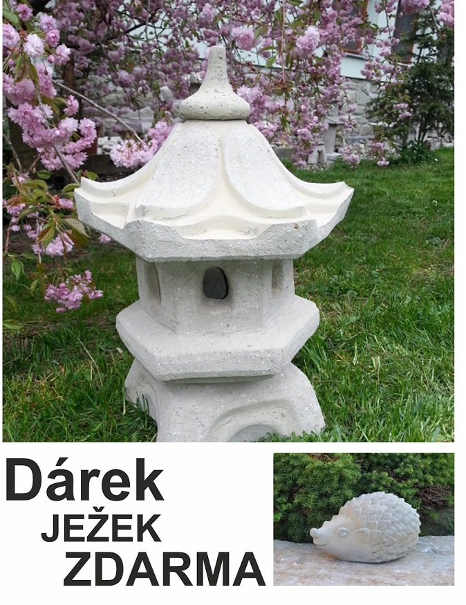 Japonská lampa 07 + DÁREK ZDARMA