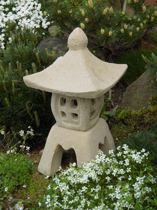 Japonská lampa 16 (ruční práce)