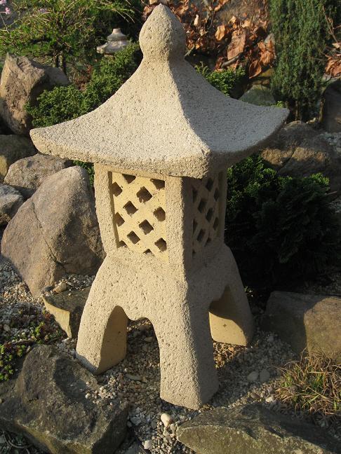 Japonská lampa 27 (ruční práce)