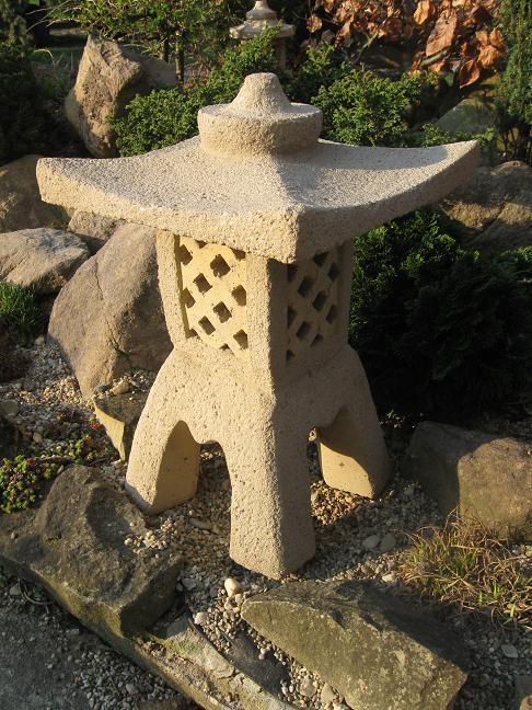 Japonská lampa 28 (ruční práce)