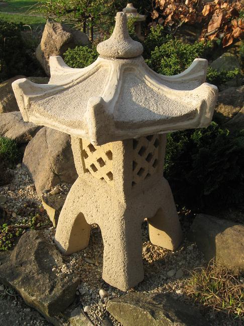 Japonská lampa 29 (ruční práce)