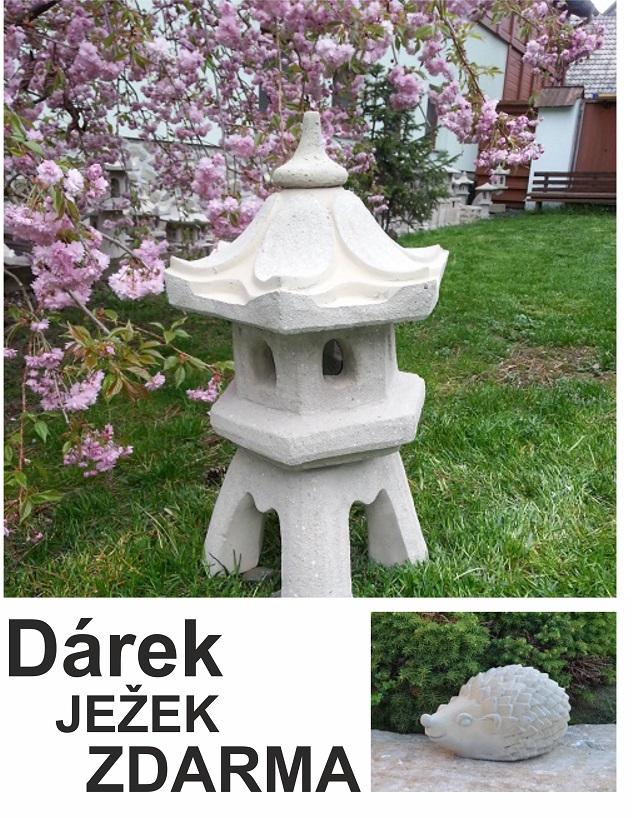 Japonská lampa 30 + DÁREK ZDARMA