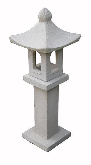 Japonská lampa 12 (ruční práce)