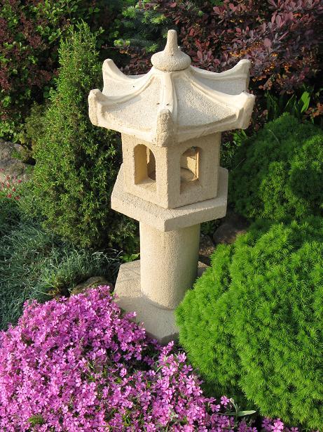 Japonská lampa 10 (ruční práce)