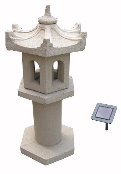 Solární lampa 30 (ruční práce)