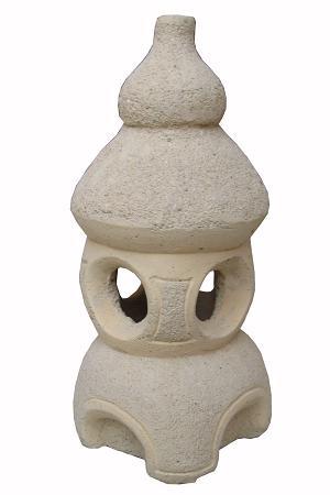 Japonská lampa 03 (ruční práce)