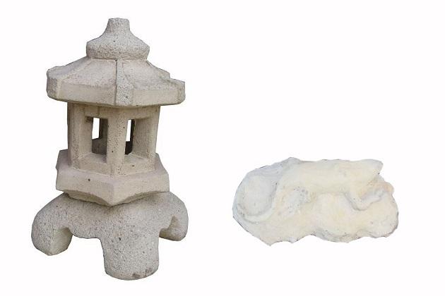 Japonská lampa 02 + Ještěrka ZDARMA