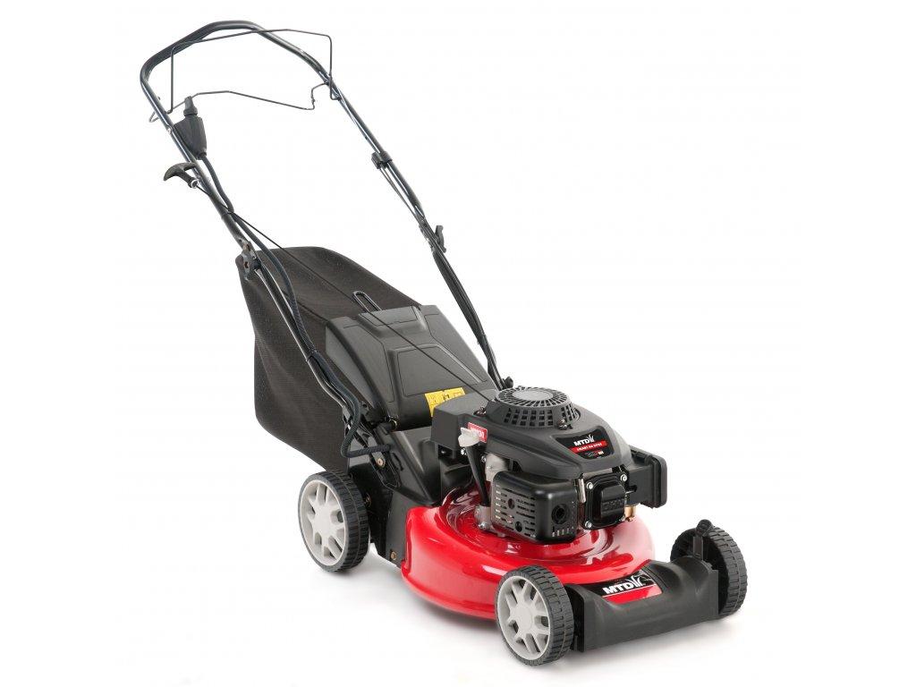 39098 mtd smart 46 spoe travni sekacka s benzinovym motorem a elektrostartem