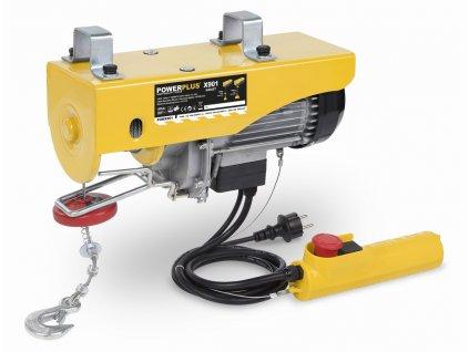POWX901 - Zdvihací zařízení (kočka) 1 000 W  200-400Kg