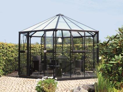 24773 1 zahradni pavilon vitavia hera 9000 cerny