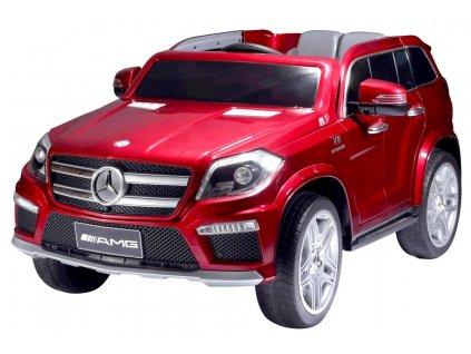 MERCEDES BENZ GL63 - RED - dětské autíčko