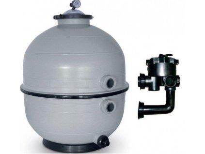 63284 filtracni zarizeni kit midi 500 12 m3 h 230 v 6 ti cest boc ventil cerp preva
