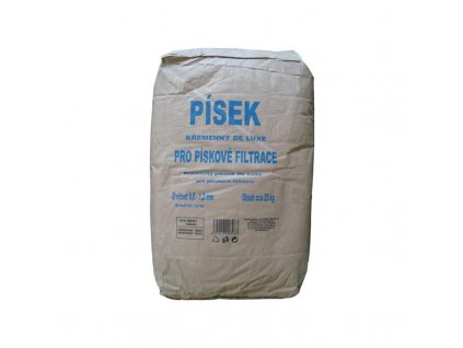 30177 pisek do filtrace 25 kg