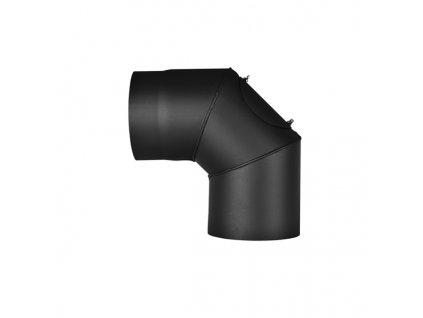 41165 kourovod koleno s cisticim otvorem 120 90 1 5 mm