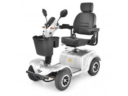 78701 hecht wise silver elektricky vozik