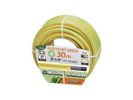 claber 9135 zahradni hadice flexyfort green 5 8 30 m 36446