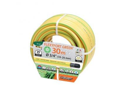 claber 9137 zahradni hadice flexyfort green 3 4 30 m 36449