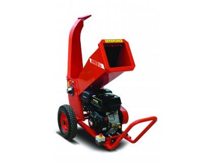 GTM GTS 900G - drtič dřeva s benzinovým motorem