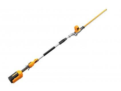 Riwall PRO RAPH 5240 - plotostřih s dlouhým dosahem a aku motorem 40 V
