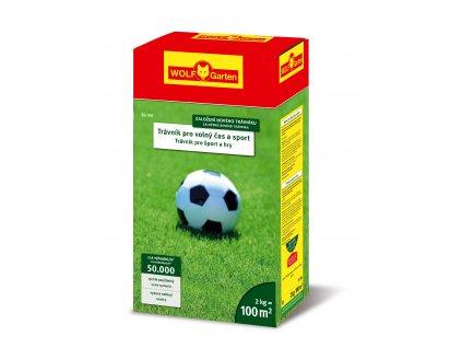 WOLF-Garten SG 100 - osivo pro sport a hry