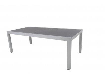 MWH Extendo Creatop-Lite - rozkládací hliníkový stůl 220-340 x 106,5 x 74 cm