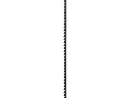 Scheppach Univerzální plátky pro lupínkové pily (dřevo, plast, kov) - set 6 ks