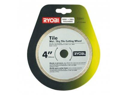 Ryobi TSB A1 - pilový kotouč pro řez. na dlažbu (102 mm)