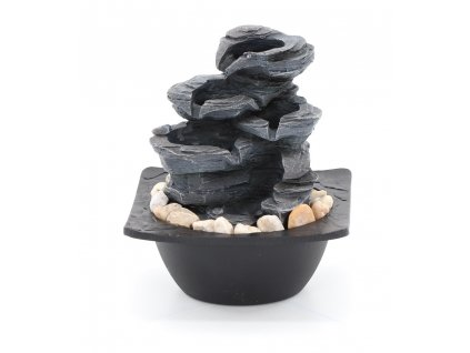 54372 pokojova fontana kameny