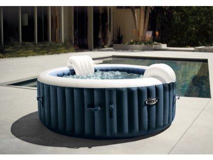 29184 bazen virivy nafukovaci pure spa bubble hws modry
