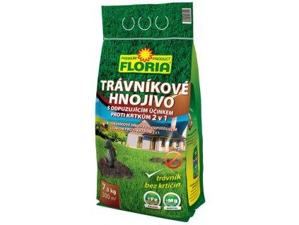 20204 floria travnikove hnojivo s odpuzujicimi ucinky na krtky 7 5 kg