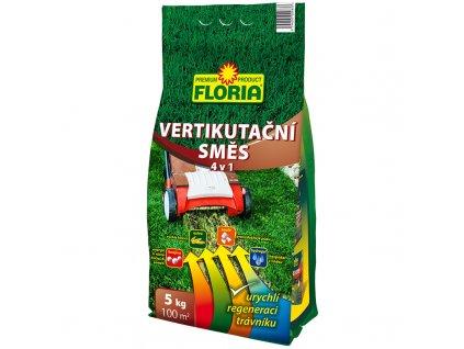 FLORIA Vertikutační směs 4 v 1 - 5 kg