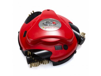 58603 grillbot red gbu101 roboticky cistic grilu