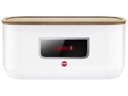 Hailo KitchenLine Design - bílý chlebník