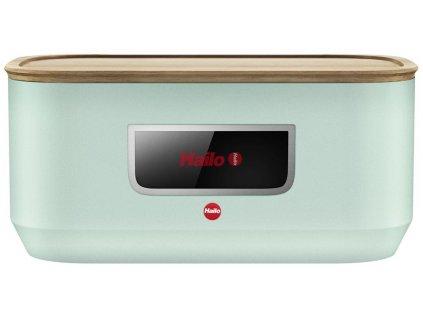 Hailo KitchenLine Design - Mint matný chlebník