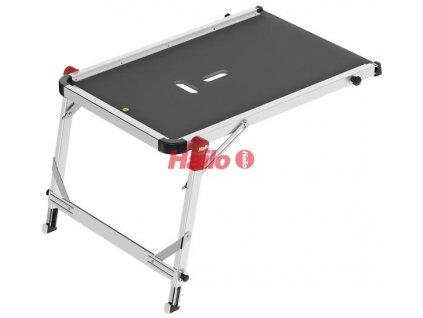 Hailo TP 1 - pracovní plošina/základna pro schůdky a žebříky