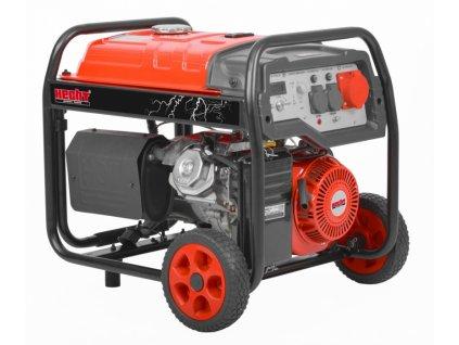 hecht gg 8000 trifazovy generator elektriny original