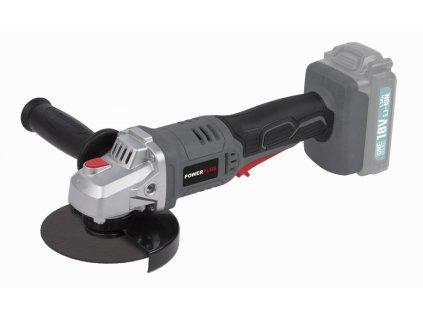 POWEB3510 - Aku úhlová bruska 18V 115mm LI-ION (bez baterie)
