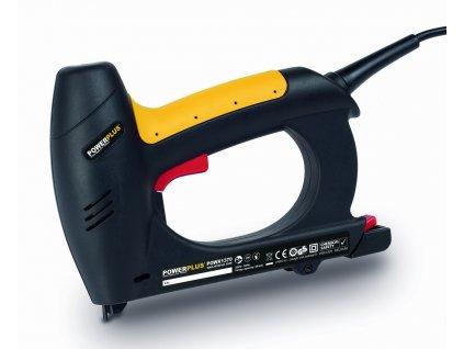POWX1370 - Elektrická sponkovačka / hřebíkovačka