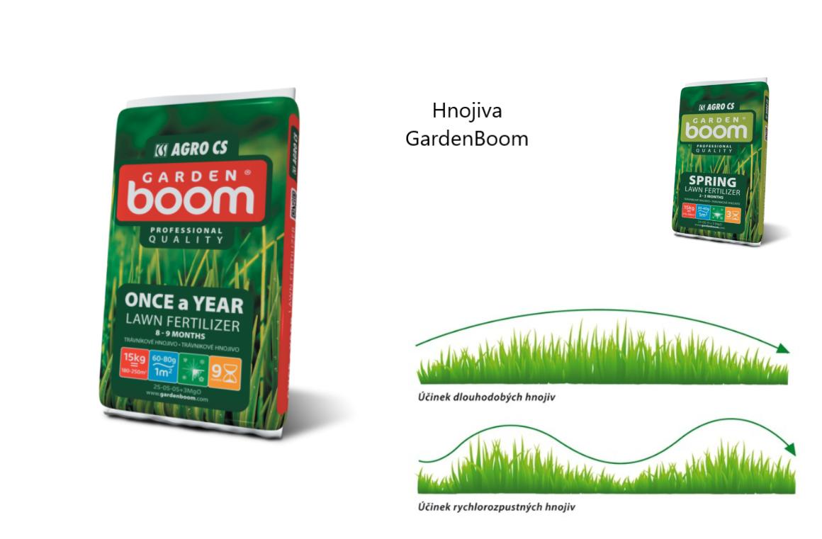 Hnojiva garden boom