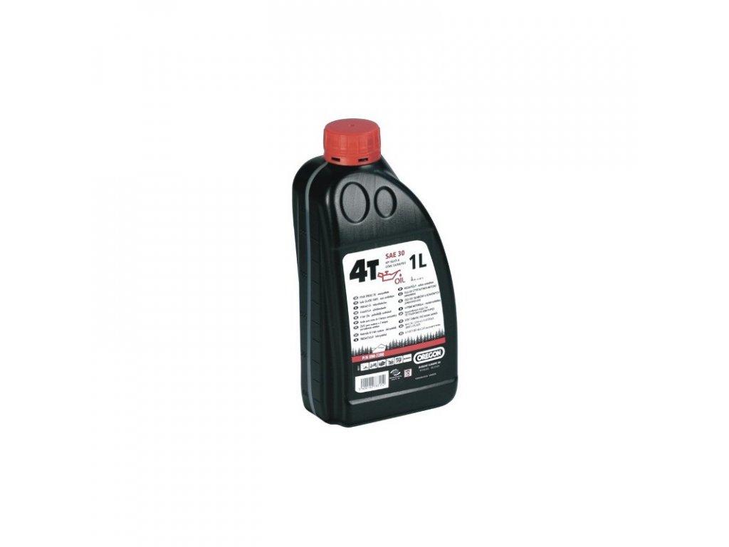 oleje pro sekacky s 4 taktnim motorem sae 30 kanystr 1 l