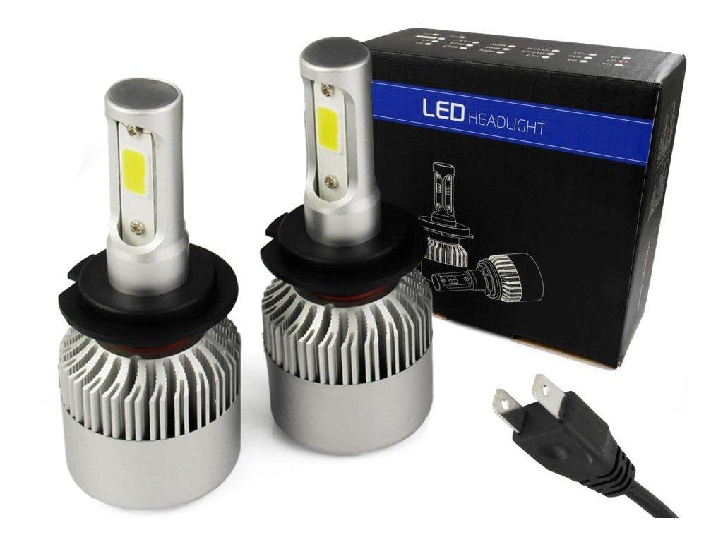 LED H7 S2 COB 36W 16000 lm 1295 9