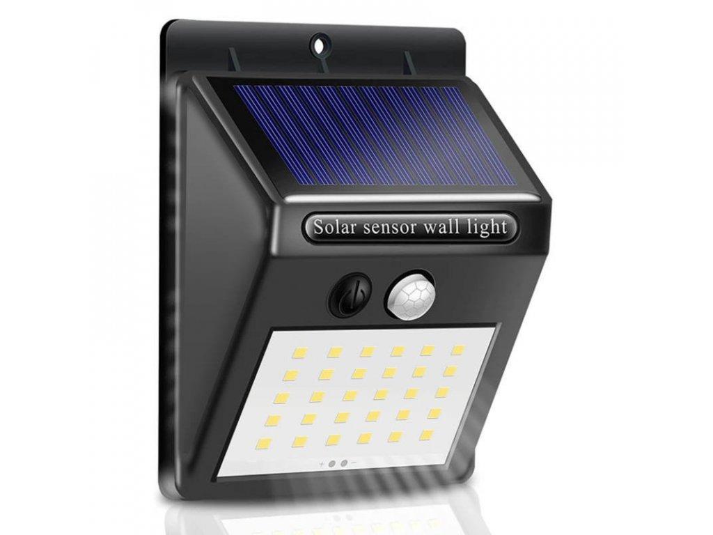 30LED Lampa solarni