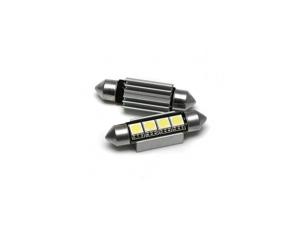 LED C5W 4 SMD 5050 CAN BUS