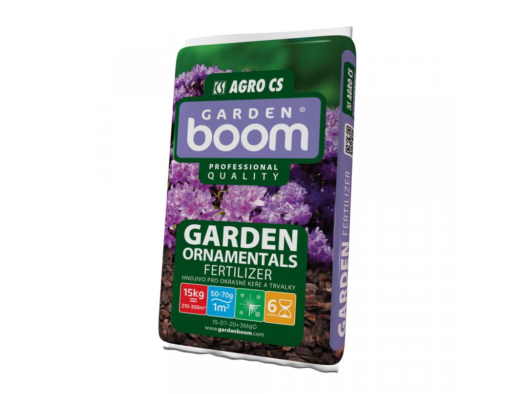 Garden Boom Ornamentals 15 kg